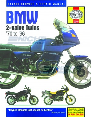 BMW 2-valve Twins (70 - 96) M249