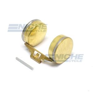 Honda Style Brass Carburetor Float 16013-286-014 16013-286-014