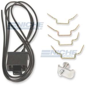 Lucas Style Headlight Shell Light Mounting Hardware Kit 66-65079