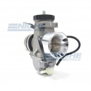 Amal Left Side, MKII, 38mm Smoothbore 2-stroke Carburetor 2038/313T