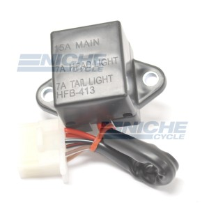 Honda CB400T Fuse Box 38200-413-003 38200-413-003