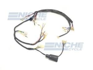 Yamaha TX650A/XS650B 74-75 Wire Harness 447-82590-33-00