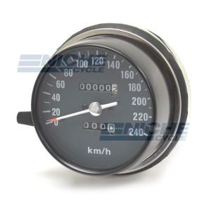 Honda CB550 CB750 240 Km/H Speedometer 58-37433K