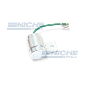 Yamaha Left Condenser Hitachi Ignition  617-201