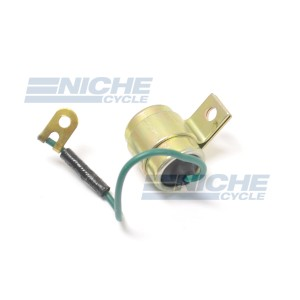 Yamaha Right Condenser Hitachi Ignition 132-81226-10-00 617-202