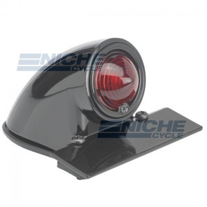 Sparto Classic Style Taillight - Black 62-30363