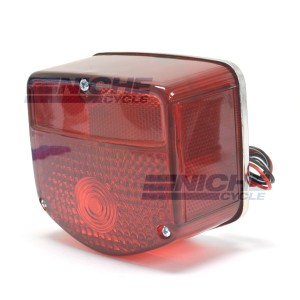 Honda OE Style Taillight Lens Assembly 62-49630C
