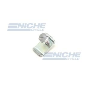 Headlamp Rim Retaining Clip w/Screw 534296/T