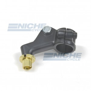 Honda XR Brake Lever 2 Piece Perch - Black 34-37261