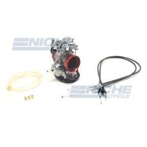 Honda XR650L Mikuni TM40 Carburetor Kit - Body Mounted Choke NCS650LB