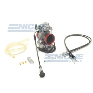 Honda XR650L Mikuni TM40 Carburetor Kit - Remote Choke NCS650L