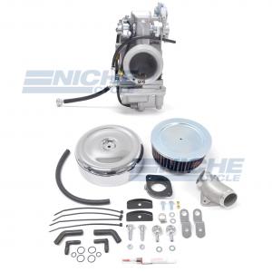 Mikuni HSR45 Total Carburetor Kit for Harley Davidson 1999+ Twin Cam 88/95 HSR45-4
