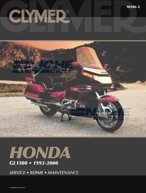 Honda GL1500 1993-2000 Total M5062