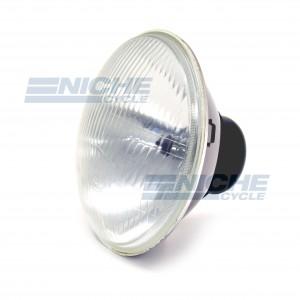 "Light Unit 7"" w/H4 - Convex Lens 66-75806A"