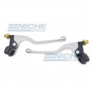 "7/8"" Split Perch Clutch & Brake Lever Set 32-37200"