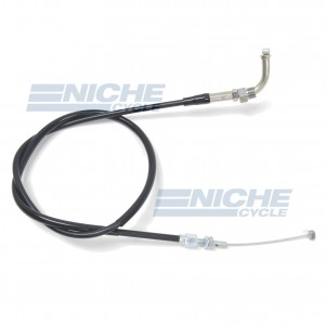 """Honda Style Push/Pull Throttle Cable +6"""" 26-34204A"""