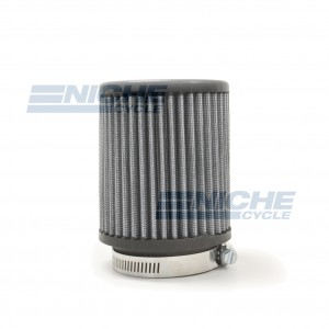 Round Straight Air Filter - 58mm JR-60