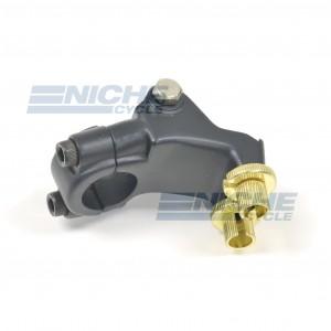 Honda Left Side Perch - Black Dual cable 34-40922