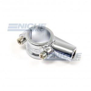 Clamp On Handlebar Mirror Bracket - 10mm Yamaha Right 20-28126
