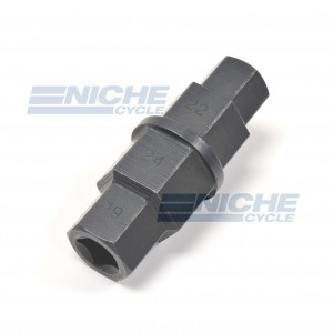 Hex Axle Tool 17/19/22/24mm 84-27530