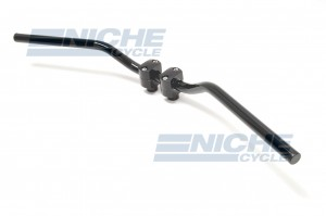Handlebar - Superbike Black 23-12571