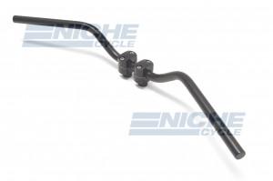Handlebar - Euro Satin Black 23-12573S