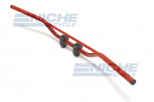 Handlebar - YZ OEM Replica Red 23-92484