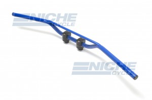 Handlebar - CR OEM Replica Blue 23-92463