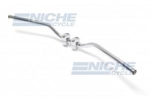 Cafe Racer Tracker Bobber - Classic Superbike Bend Handlebars 23-12561