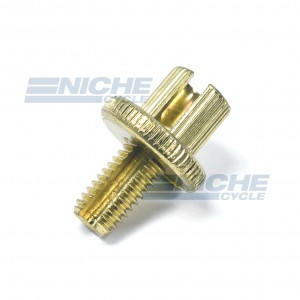Cable Adjuster 8mm - Brass 34-67080