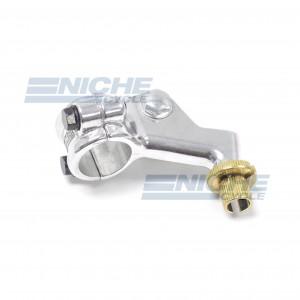 Honda CR250 CR500 Clutch Lever Bracket - 53172-MAC-740 34-30172