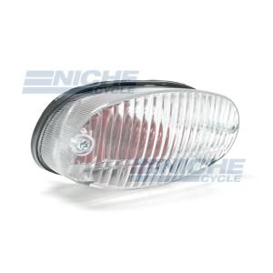 Yamaha YZF600 XVS650 XVS1100 Clear Taillight Lens 62-84773