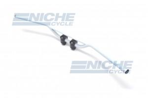 Handlebar - KX OEM Replica White 23-92452