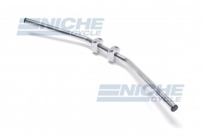 "Handlebar - 1"" Drag Bar Chrome-Dimp 07-12527"