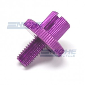 Cable Adjuster 9mm - Purple 34-67096