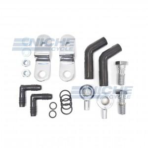 Mikuni Harley Davidson Breather Kit - Evolution Engine 93-99 KHS-020