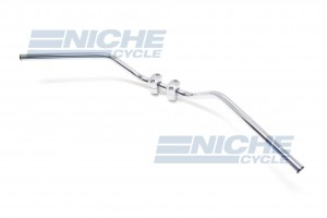 "34"" Wide Dirt Track Handlebars - Chrome 23-12581"