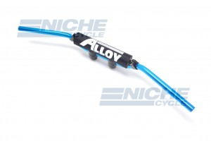 Handlebar - KX MX Alum Blue 23-97853