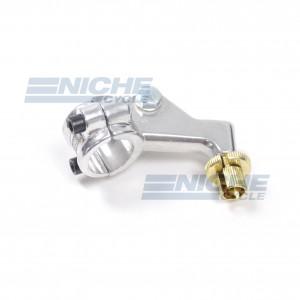 Honda Type Clutch Lever 2 Piece Perch - Polished 34-37204