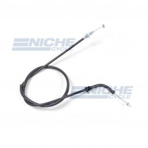 Honda CB750 F/K 76 Throttle Cable - Push 26-40106