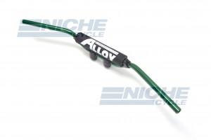 Handlebar - KX MX Alum Green 23-97859