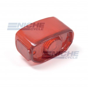Yamaha MS50 Taillight Replacement Lens 62-60730