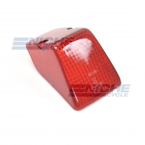 Suzuki DR250 DR350 Style Taillight Lens 62-81743