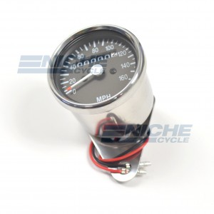 Mini Speedometer Gauge 160 MPH  58-43680