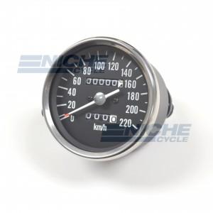 Kawasaki H1 Replica Speedometer Gauge KPH 58-43695