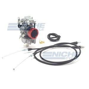 Honda XR400R Mikuni TM36 36mm Accelerator Pump Carburetor Kit with Body Choke NCS240B