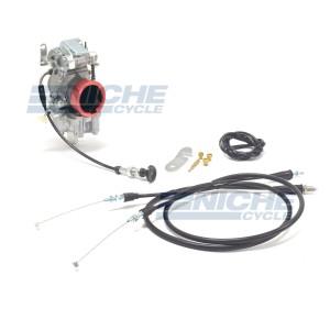 Honda XR400R Mikuni TM36 36mm Accelerator Pump Carburetor Kit with Remote Choke NCS240