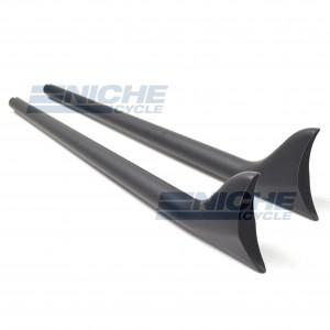 """42"""" Black Fishtail Extension 80-75133B"""