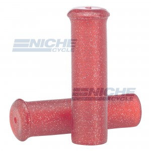 """Grip Set - Metal Flake 1""""x120mm - Red 42-21114"""