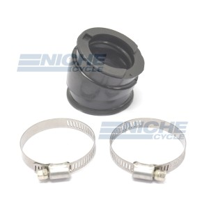 Carburetor Holder Elbow Rubber Manifold Adapter  RY08-012